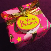 Lush - In Your Dreams - Unicorn Horn and Cupid - Valentines 2017