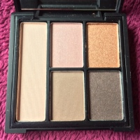 e.l.f. (Eyes, Lips. Face) - Clay Eyeshadow Palette - Saturday Sunsets