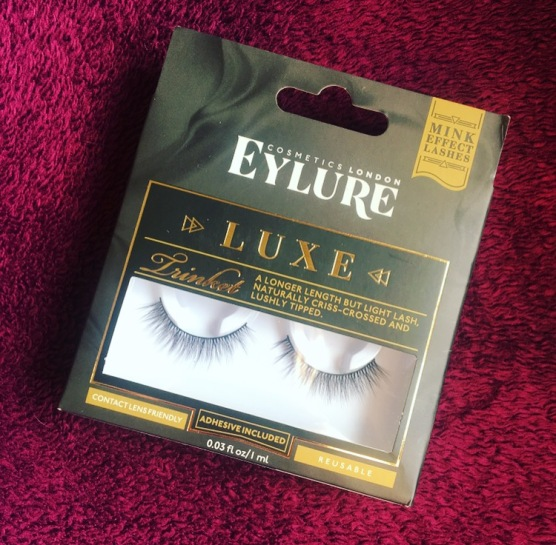 b9772c69ff6 Eylure – Luxe Collection False Eyelashes – Trinket – Rosemary Helen XO