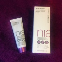 Nia Skincare – Fully Charged Serum x Moisturiser 2 in 1 - PR