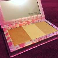 Urban Decay - UDxKL - Kristen Leanne Collaboration - Beauty Beam Highlighter Palette