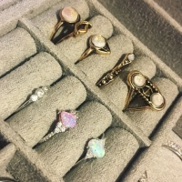 Indigo Lune - Bohemian, Gemstone Jewellery - Silver, Gold-Plated & Metal Rings, Bracelets and Necklaces