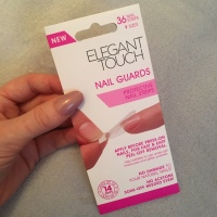 Elegant Touch - Press On Nails - Nail Guards - Protective Nail Strips