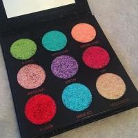 Makeup Revolution - Pressed Glitter Palette - Abracadabra