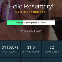Brandbassador - App Based Missions to Earn Commissions - My First Impressions Reviews